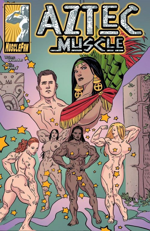 MuscleFan- Aztec Muscle 4