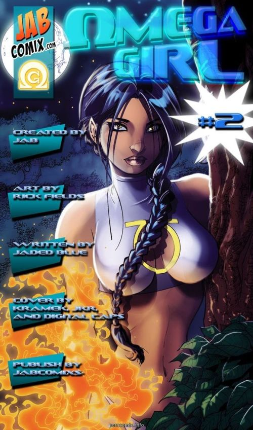 Jab Comix – Omega Girl 2