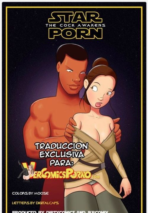 Picture- JKR Star Porn The Cock Awakens Star Wars Ongoing Spanish